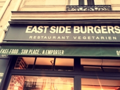 East Side Burgers Paris